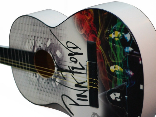 guitarra metallica, pink floyd, beatles, guns n roses, elvis