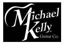 guitarra michael kelly vex x black