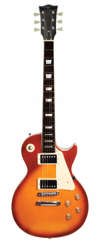 guitarra michael les paul gm750 braço colado - sound store