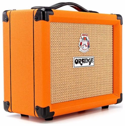 guitarra orange amplificador