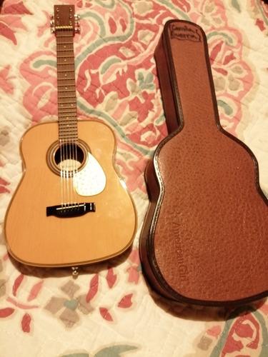 guitarra para muñeca american girl