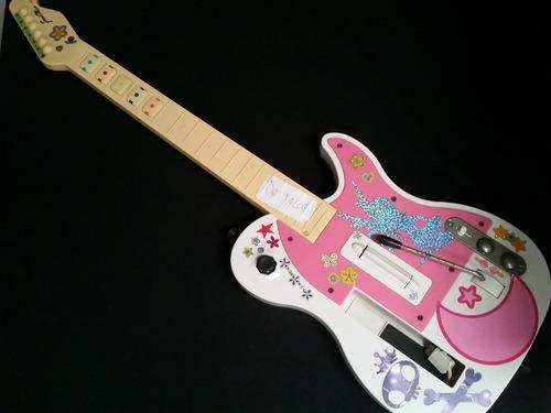 guitarra para wii no sirve el whamming
