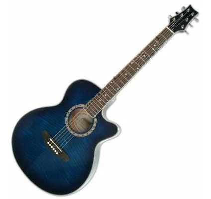 guitarra parquer electroacústica tipo apx
