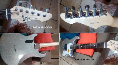 guitarra peavey rockmaster