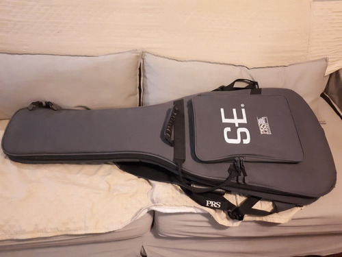 guitarra prs custom semi-hollow