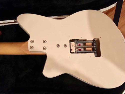 guitarra reverend slingshot usa joe naylor custom p-90