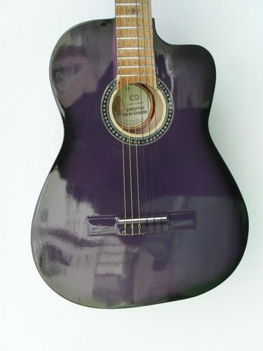 guitarra rockera acustica