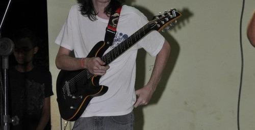 guitarra schecter demon omen 7 (troco por ibanez rga42fm)