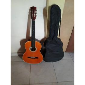 Guitarra Sonora Con Su Estuche