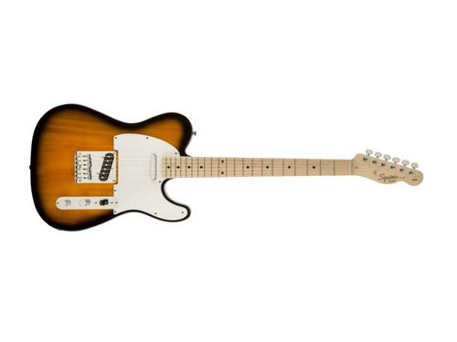 guitarra squier affinity tele sunburst