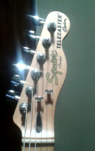 guitarra squier telecaster custom ii p90