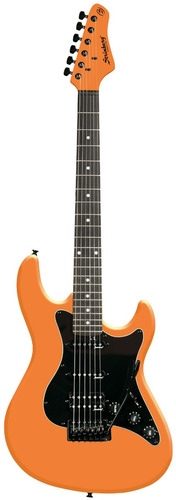 guitarra strato strinberg egs267captação dupla - cabo grátis