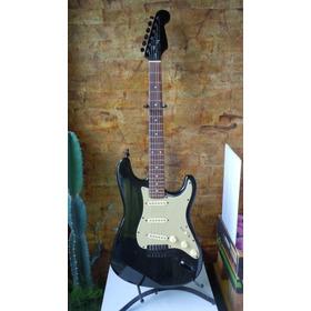 Guitarra Strato Top Melhor Que Squier