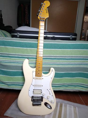 guitarra stratocaster daniel's luthier