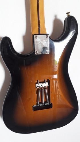 guitarra stratocaster squier classic vibe modificada