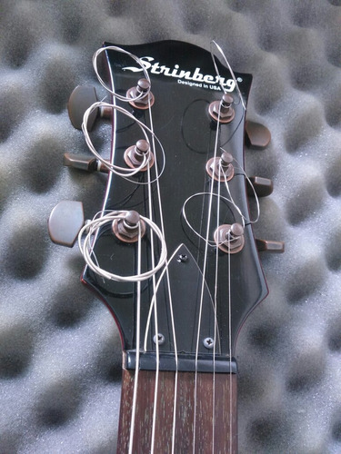 guitarra strinberg clp 82