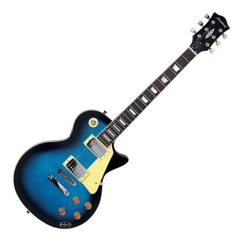 guitarra strinberg lps-230 / bl azul