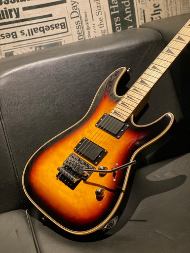 guitarra strinberg sgs-250 tbk
