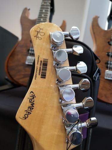 guitarra tagima brasil mello junior signature chameleon top