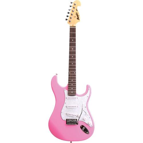 guitarra tagima rosa menphis mg32 pro - oferta loja kadu som