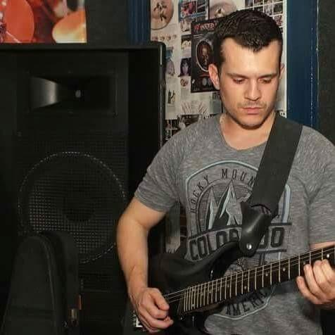 guitarra tagima zero kiko loureiro + hard case