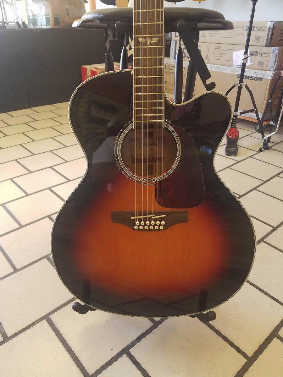 guitarra takamine gj72ce 12 cuerdas sombreada 12 en mercado libre. Black Bedroom Furniture Sets. Home Design Ideas