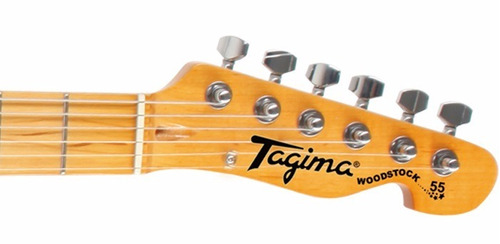 guitarra telecaster tele tagima woodstock tw-55 bs