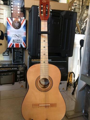 guitarra tercerola p/ niños de 8 a 12 años  c/funda