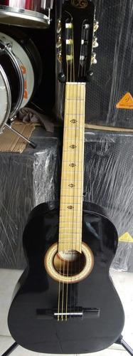 guitarra tercerola para niños de 8 a 12 años con funda !