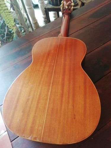 guitarra vicente tatay padre 1968 traída españa en 125 vrd