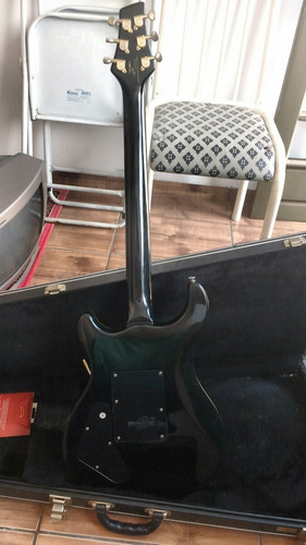 guitarra vintage vrs100c (modelo prs)