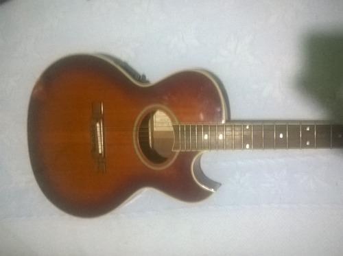 guitarra washburn corte tejano sistema fishman envio gratis