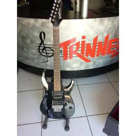 Guitarra Whasburn. Com Ponte Flutuante E Micro Afina