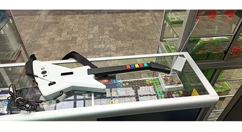 guitarra xbox 360 guitar hero + envió gratis