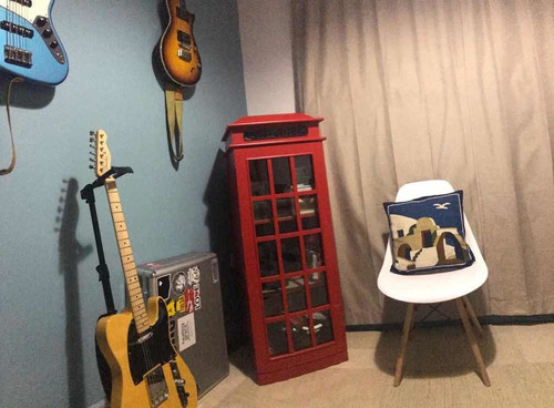 guitarra y amplificador