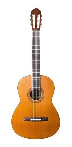 guitarra yamaha c-40 electro-clásica con estuche y regalos
