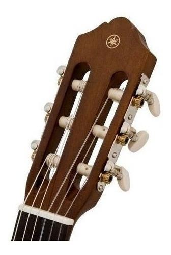 guitarra yamaha c-40  nat inc iva