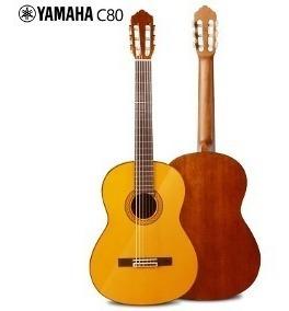 guitarra yamaha c-80 mas estuche reforzado