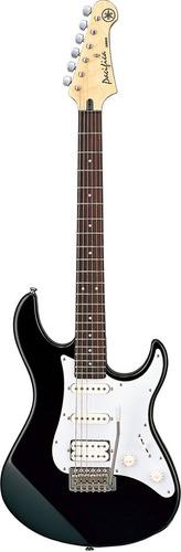 guitarra yamaha pacifica 012 bl preta loja física