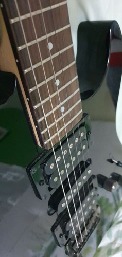 guitarra yamaha rgx121z + amplificador marshallmg15cf 9.5/10