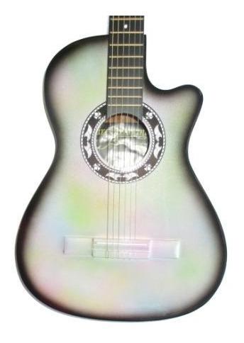 guitarras acusticas garantizadas 100% cedro garantía 3 años