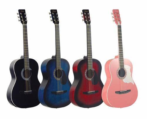 guitarras acusticas para niños y adultos principiantes lima
