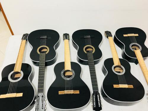 guitarras acusticas personalizadas +correa+pines+forro+paño