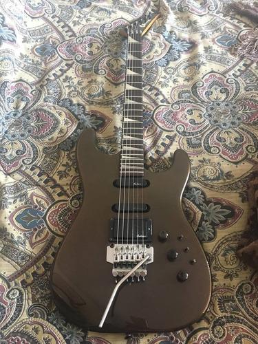 guitarras americanas, amplificadores y pedaleras.