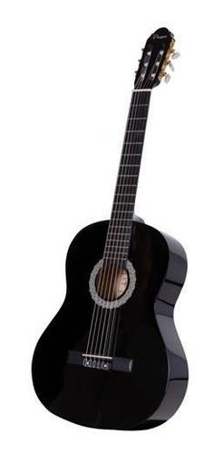 guitarras clasicas de iniciacion gracia m2 color negra