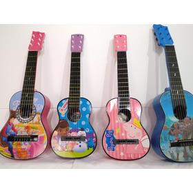 Guitarras De Juguete Para Niños Hasta Los 4 Años + Forro