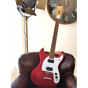 Mosrite Double Neck Gibson - Guitarras Eléctricas en Mercado Libre