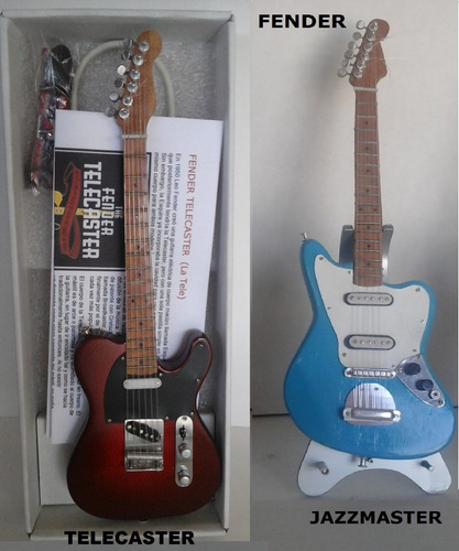 guitarras electricas fender