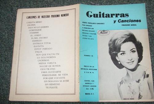 guitarras y canciones #15
