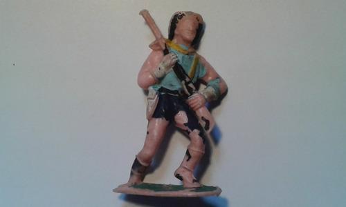 gulliver soldado forte apache antigo escala casablanca.